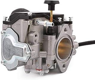 JFG Racing Ensamblaje de carburador de Obturador colector de admisi/ón de 36 mm para Yamaha Warrior 350 YFM350X 1987-2004 ATV Quad