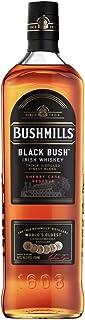 Bushmills Black Bush Irish Whiskey 1 x 0,7 l - klassischer, dreifach destillierter Blend Whiskey aus Irland