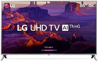 Smart Tv 4k Lg Led 86 Upscaler 4k, Wi-fi - 86uk6520psa