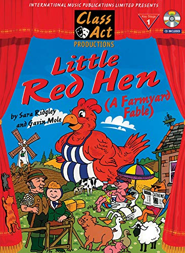 Little Red Hen: A Farmyard Fable, Score & CD