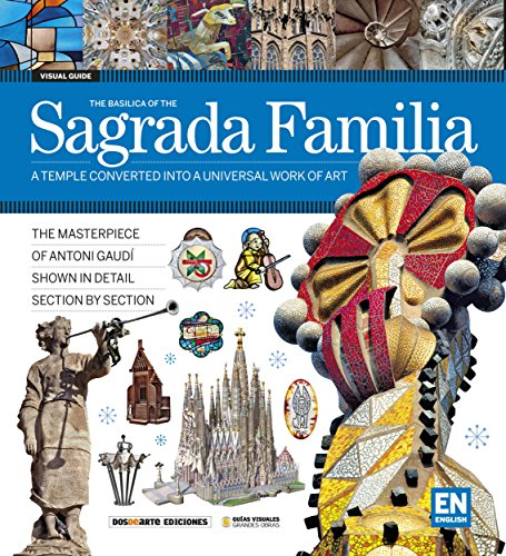 Guia visual de la basilica de la sagrada familia (ingles)