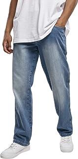 Southpole Men's Cross Hatch Basic Denim Jeans