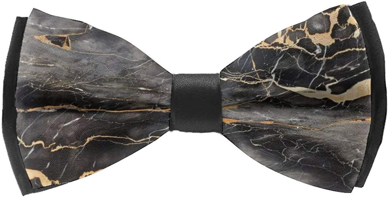 Self Bow Ties For Adults & Children Teens Fashion Neck Tie For Men Cravat