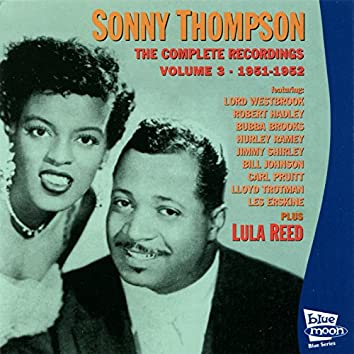 The Complete Recordings, Vol. 3 1951-1952