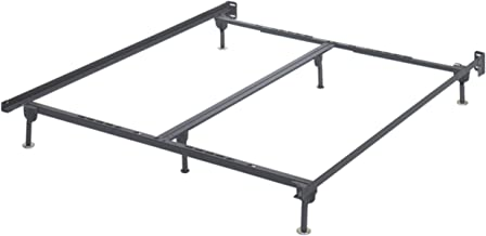 Ashley Furniture Signature Design - Frames and Rails Bolt on Bed Frame Queen/King/California King Size - Contemporary - Co...