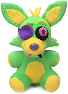 YODE Five Nights at Freddy's Bear Cupcake Clown Foxy Bonnie Soft Plush Doll Stuffed Animal Figure Toys - 18cm (19)