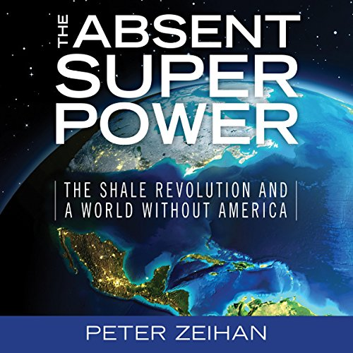 The Absent Superpower audiobook cover art