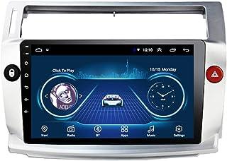 XMZWD IPS 9in GPS Navigation Multimedia Player Android 8.1 Autoradio Autoradio, FüR Citroen C4 C Triomphe C Quatre 2004 2009 UnterstüTzung Bluetooth/WiFi/USB 2.5D Touchscreen Player