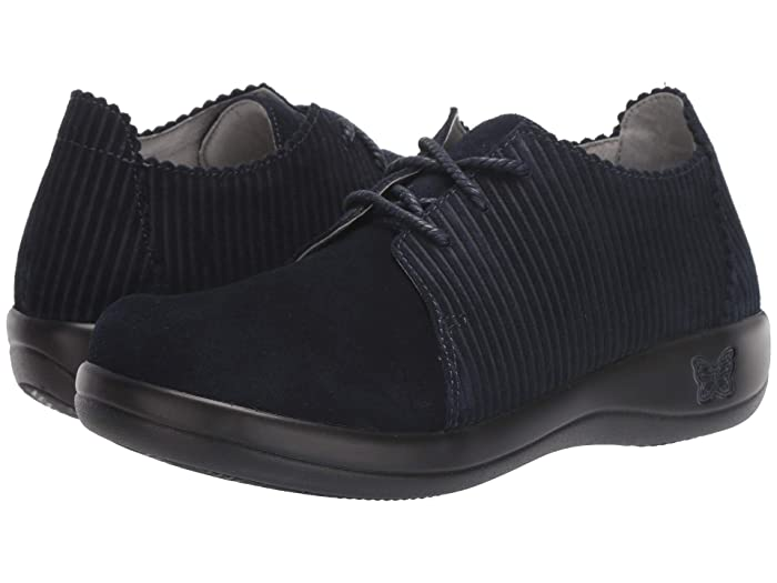 Alegria  Pyper (Capt. Corduroy Navy) Womens  Shoes