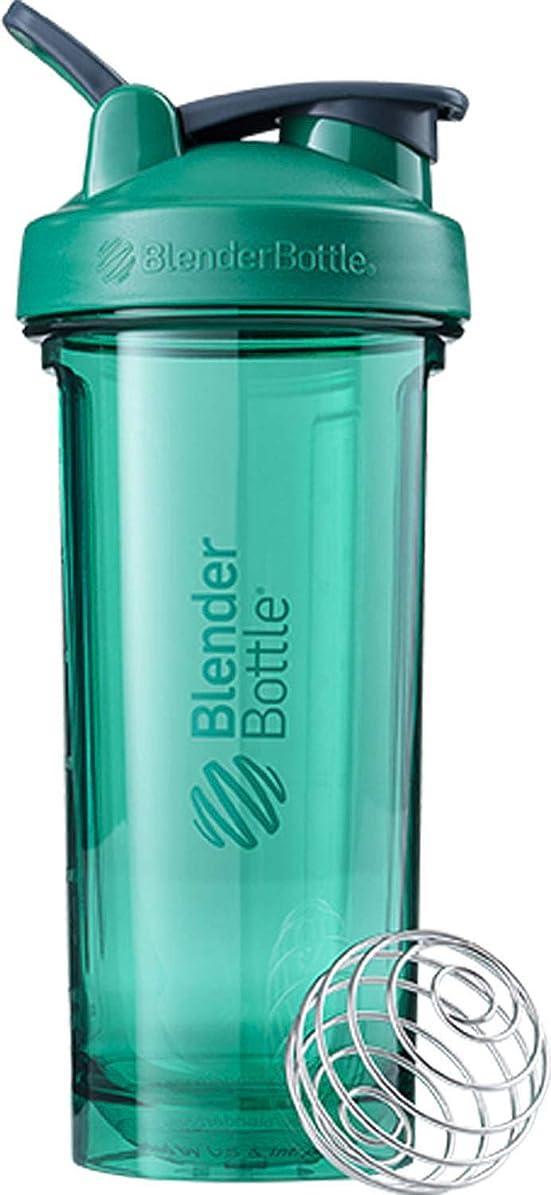 法的流暢地下室ブレンダーボトル 【日本正規品】 ミキサー シェーカー ボトル Pro Series Tritan Pro28 28オンス (800ml) エメラルドグリーン BBPRO28 EGR