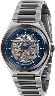 R8823139001 Trident Triconic Skeleton Automatic Men's Watch in Stainless Steel