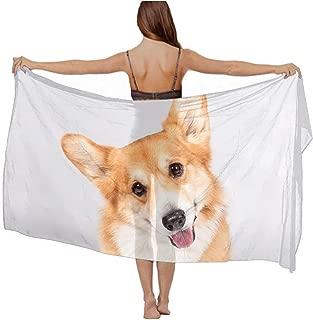 Yongcoler Women Sexy Chiffon Swimwear Sarong Bikini Sunscreen Cover Up Travel Shawl