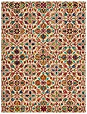 Marca de Amazon - Movian Urdini, alfombra rectangular, 182,9 de largo x 121,9 cm de ancho (diseño geométrico)