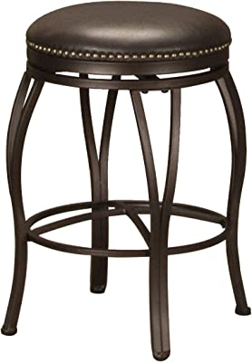 Tremendous Amazon Com Steve Silver Company Bali Backless Swivel Forskolin Free Trial Chair Design Images Forskolin Free Trialorg