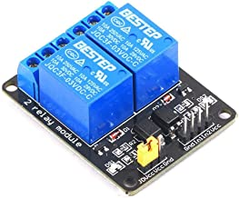 3.3V 3V 2 Channel Relay Module Optocoupler Isolation Module Relay Control Board