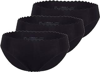 Lovable Invisible Comfort Cotton Slip (Pacco Da 3) Donna