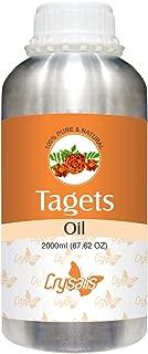 Crysalis Tagetes Oil (Tagetes Minuta) 100% Natural Pure Essential Oil 2000ml