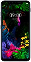 "LG G8s ThinQ (128GB, 6GB RAM) 6.21"" OLED Display, Snapdragon 855, Single SIM Claro Unlocked GSM Global 4G LTE (T-Mobile, A..."