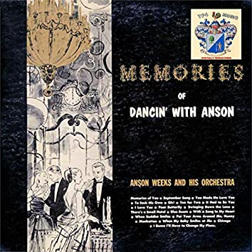 Memories of Dancing with Anson