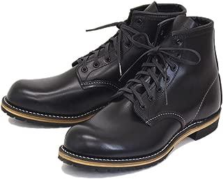 [レッドウイング] REDWING CLASSIC DRESS Beckman Boot レザー : ブラック「フェザーストーン」 9414D