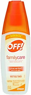 OFF! Family Care Unscented With Aloe Vera 6 oz (Pack of 12)