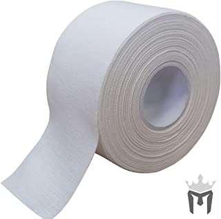 "15Yd x 1.5"" Meister Premium Athletic Trainer's Tape for Sports and Medical (50% Longer) - Case & Single Rolls"