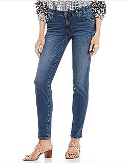 Womens Diana Skinny Jeans in Meraki w/Dark Stone Base Wash