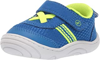 Kids Jackson Baby/Toddler Girl's and Boy's Casual Sneaker First Walker Shoe