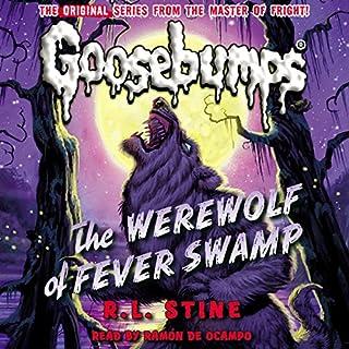 Classic Goosebumps: The Werewolf of Fever Swamp cover art