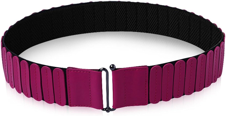 Ladies Simple wild Width Belt,Distribution Dress Decoration Belt Stylish Simple Of tightness Width BeltsD 73cm(29inch)