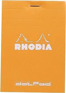 Rhodia Pocket Pad Pocket Pad, Orange, 1 (CR-12558)