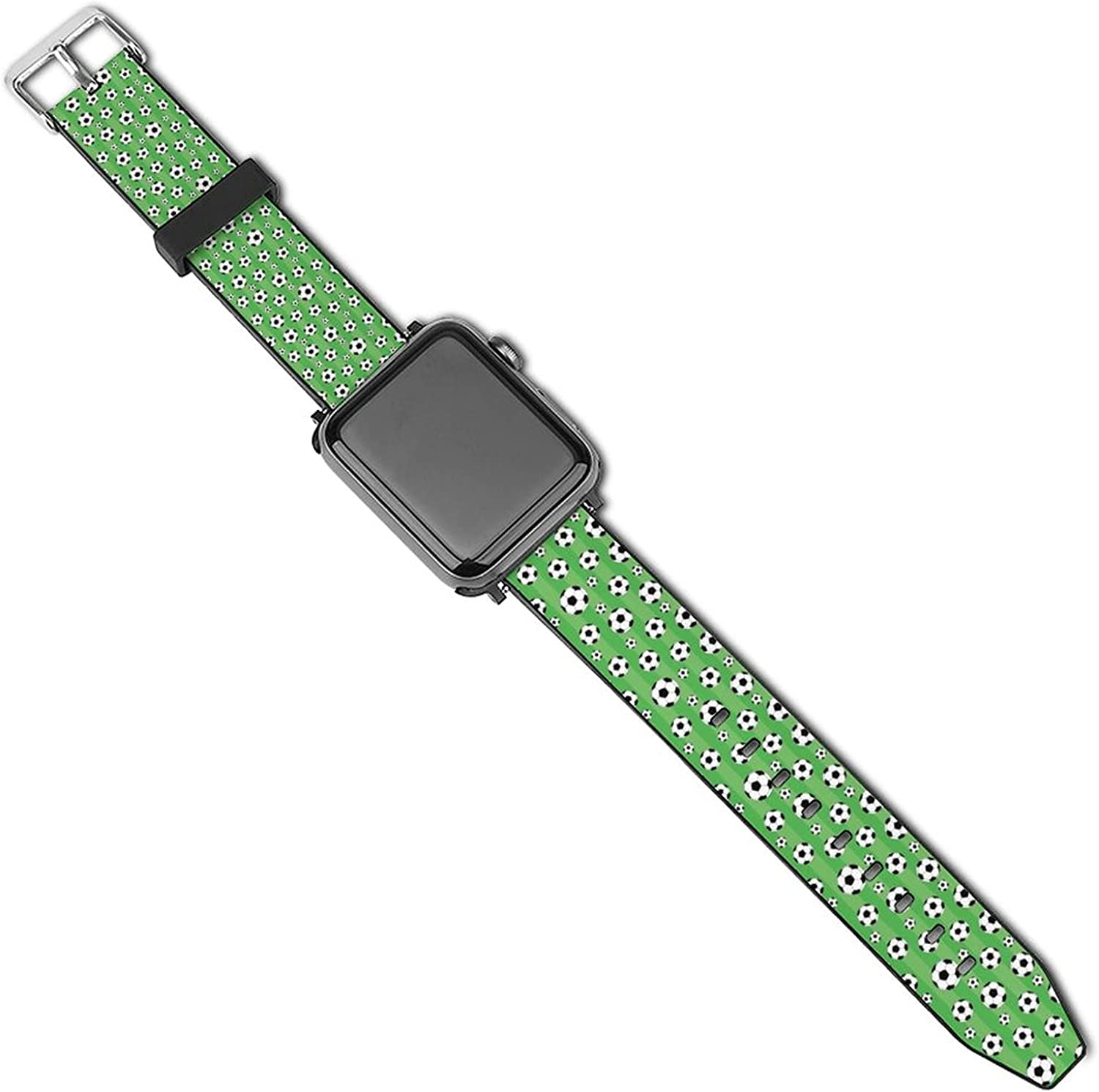 Compatible Watch Bands 42mm Or 38mm Li Sport Sale Special Price Wristbands PU Max 48% OFF Soft