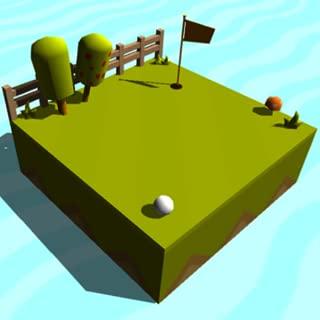 Tiny Course Mini Golf Game
