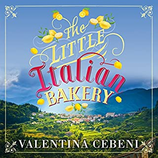 The Little Italian Bakery cover art