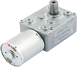New Lon0167 DC 12V Featured 8300/9RPM 2 Terminals reliable efficacy Connecting Worm (Delivery within 15-25 days) DC Geared Motor JSX950-370(id:559 9b f5 52e)