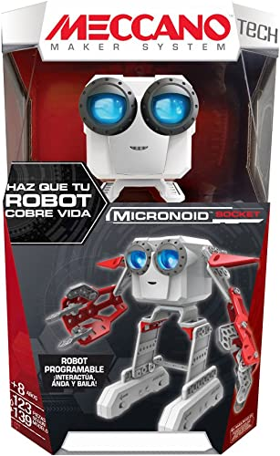 despacho de tienda MECCANO Micronoid - Robot Socket Socket Socket  a precios asequibles