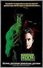 The Incredible Hulk (Bill Bixby, Lou Ferrigno) Poster 24x36
