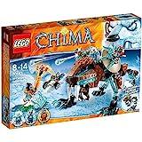 LEGO Legends of Chima - El Dientes de Sable de Sir Fangar, Juego de construcción (70143)