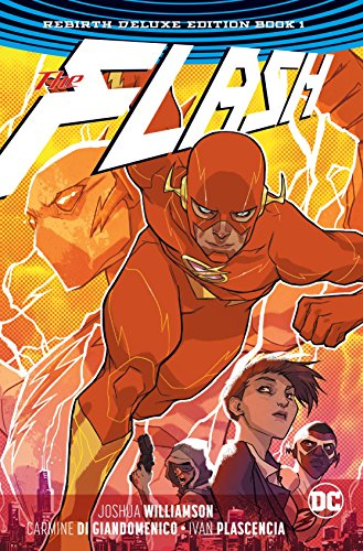 Flash HC Vol 1 & 2 Deluxe Edition (Rebirth) (The Flash Rebirth)