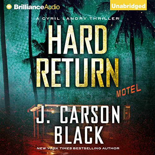 Hard Return audiobook cover art