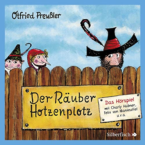 Der Räuber Hotzenplotz - Das Hörspiel: 2 CDs