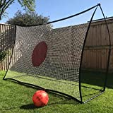 QUICKPLAY Spot Target Soccer Rebounder   Perfect for Team or Solo Soccer Training   Features Free Training App