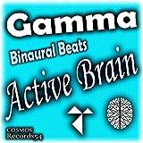 Binaural Gamma 160Hz L - 215Hz R (55Hz Binaural Beats Mix)