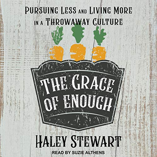 The Grace of Enough cover art