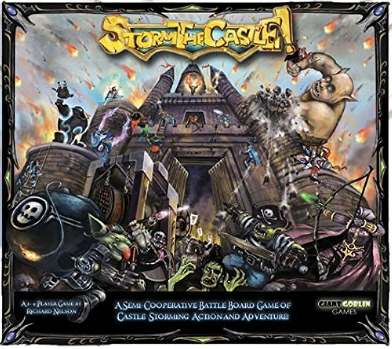 más descuento Storm the Castle  by Giant Giant Giant Goblin Juegos  Seleccione de las marcas más nuevas como