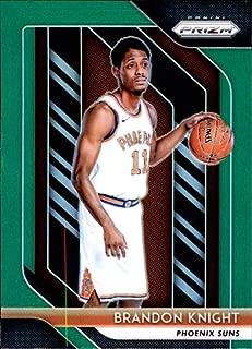 2018-19 Panini Prizm Prizms Green #1 Brandon Knight Phoenix Suns Basketball Card