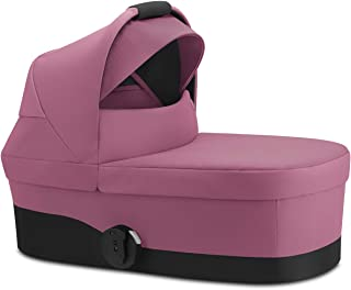 Cybex Cot S Carry Cot, Small, Easily connects to Balios S pushchair frame, From birth to 9 kg (approx. 6 months), Magnolia...