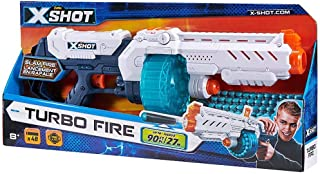 Zuru X-Shot Excel Turbo Fire Foam Dart Blaster With 48 Darts 36270