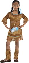 amscan Cowboys and Indians | Dream Catcher Cutie Costume | Medium | 3 Ct. Brown