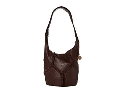 The Sak 30 Year Leather 120 Hobo (Mahogany) Handbags